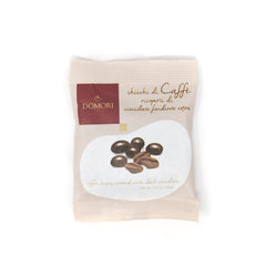 Domori - Dragees Dark chocolate covered Coffee FP