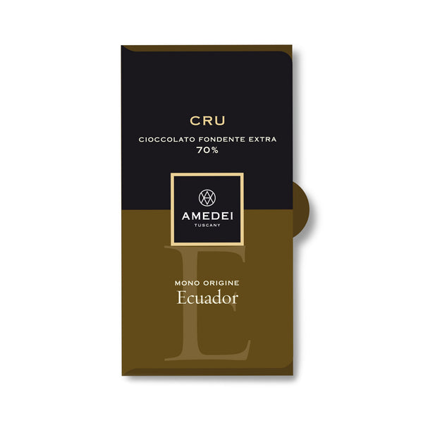 Amedei Cru - Ecuador Chocolate Bar (exp 09/30/20)