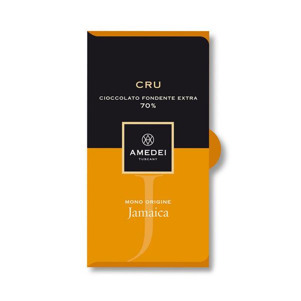 Amedei Cru - Jamaica Chocolate Bar (exp 09/30/20)