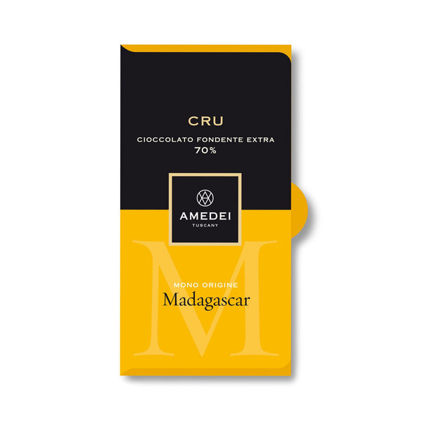 Amedei Cru - Madagascar Chocolate Bar (exp 09/30/20)
