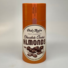 Dick Taylor Dark Chocolate Coated Almonds