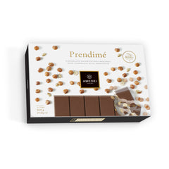 Amedei Prendimé Milk Chocolate Bar with Hazelnuts