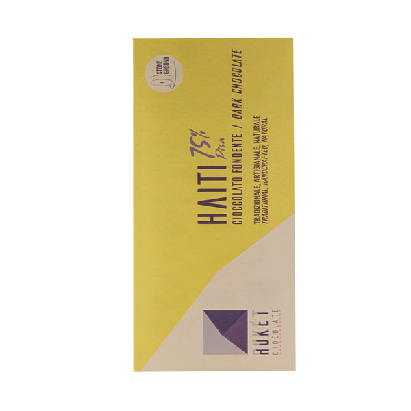 Ruket Haiti 75% Dark Chocolate Bar