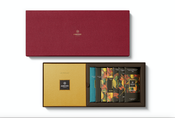 "Amedei Gift Box ""La Guaira"" - Preorder now until Nov 20 for delivery by Dec 5"