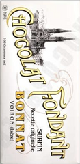 "Bonnat 65% ""Surfin"" Recette Originelle Dark Chocolate Bar"