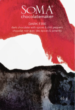 Soma Spices and Chili Dark Fire 66%