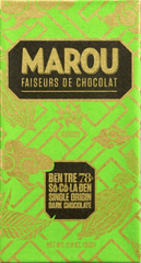Marou Bến Tre, Vietnam 78% Single Origin Dark Chocolate