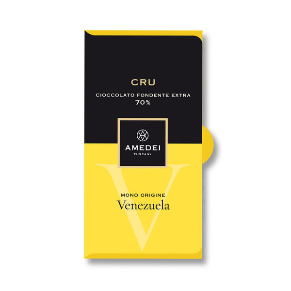 Amedei Cru - Venezuela Chocolate Bar (exp 09/30/20)