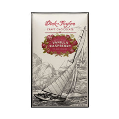 Dick Taylor 72% Belize Organic Vanilla Raspberry Limited Edition