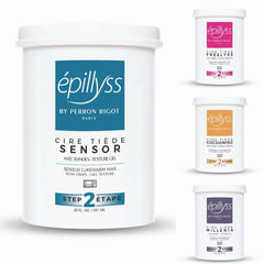 Epillyss Wax and Sugar Supplies