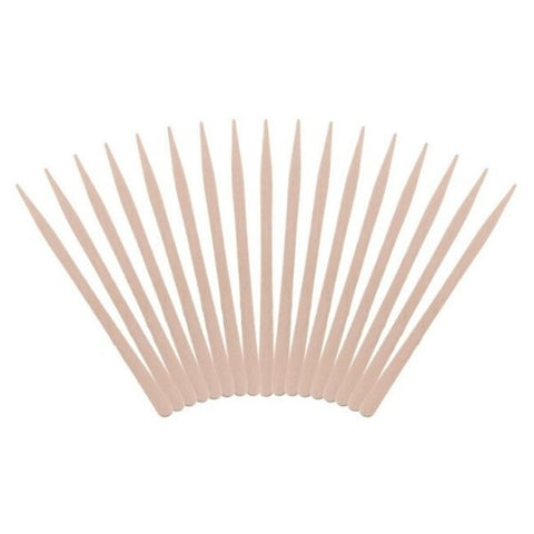 "Graham Spa Essentials 3.5"" Small Wax Applicator Sticks"