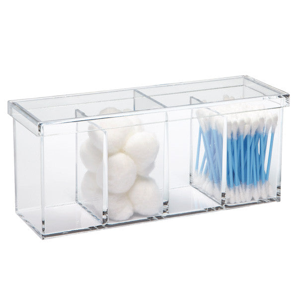 Beauty Storage Container with Lid