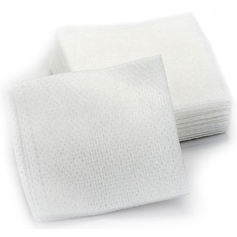 "Soft Dukal Esthetic Wipes 2"" x 2"""