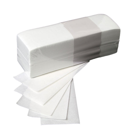 "Non Woven Pellon Waxing Strips 3"" x 9"" 250 ct"