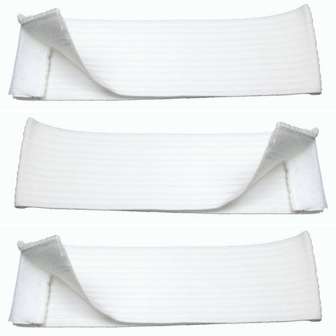 Dukal Reflections Velcro Stretch Headbands