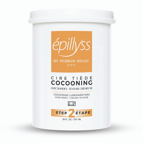 Epillyss Cocooning Strip Wax 20 oz