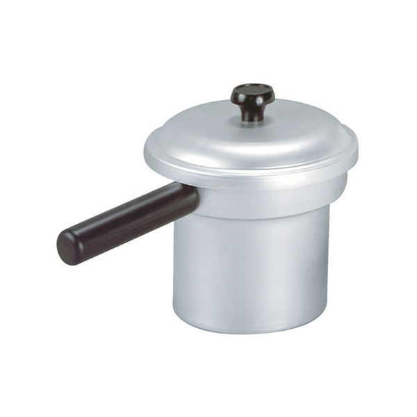 Equipro Aluminum Wax Container with lid and handle