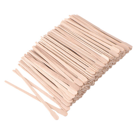 "Dukal 3.5"" XS Wax Applicator Sticks 900416"