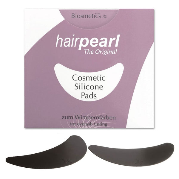 Hairpearl Silicone Eye Pads for Tinting