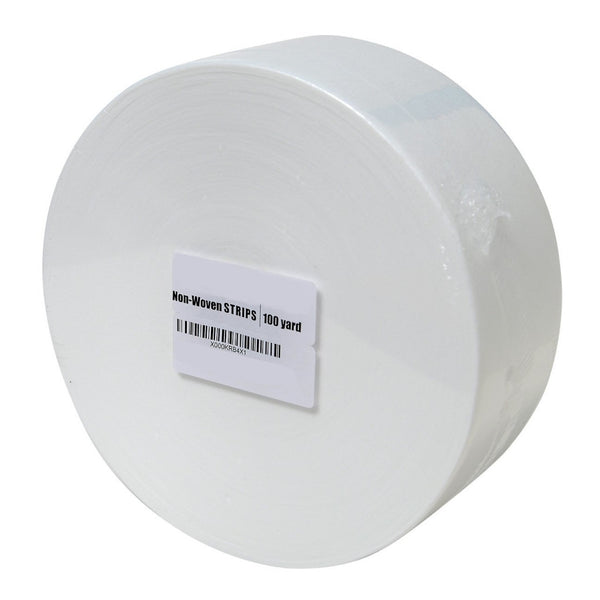 "Non-Woven Pellon Waxing Roll 3"" x 100 Yards"