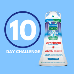 SmartMouth™ Dry Mouth 10 Day Challenge Kit