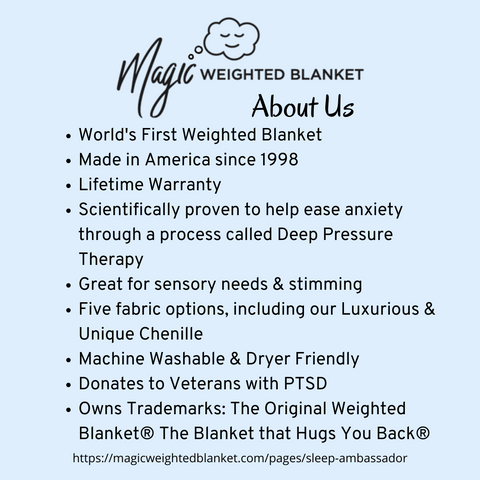 Weighted Blanket affiliate