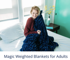 Magic Weighted Blankets for Adults