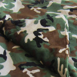 Camouflage Minky - Magic Weighted Blanket