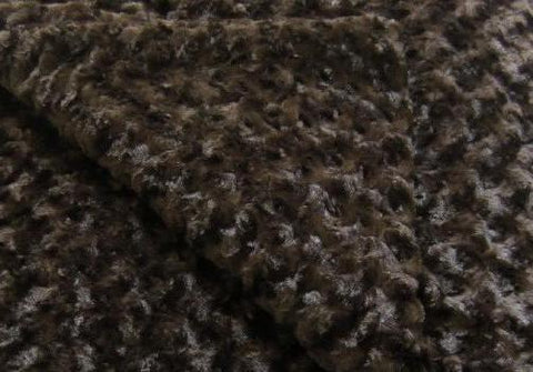 Chocolate Chenille Weighted Blanket - Anxiety - Magic Weighted Blanket