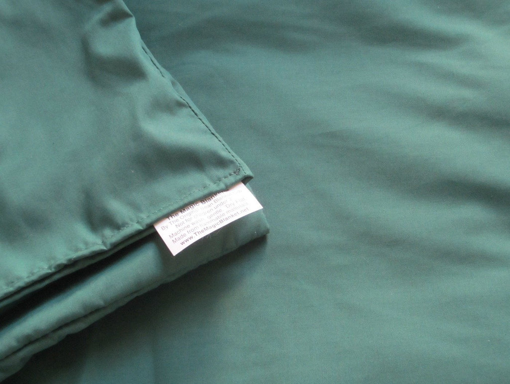 Green Cotton - Magic Weighted Blanket