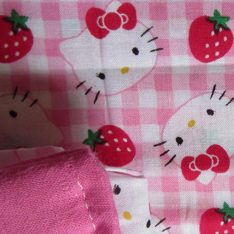 Hello Kitty Cotton / Pink Cotton