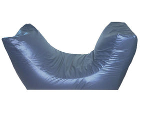 zero gravity bean bag chair for meditation and relaxation