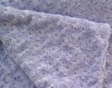 Load image into Gallery viewer, Lavender Chenille Magic Weighted Blanket - Magic Weighted Blanket