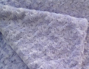 Lavender Chenille Weighted Blanket for Autism - Magic Weighted Blanket