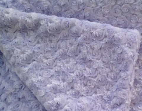 Lavender Chenille Magic Weighted Blanket