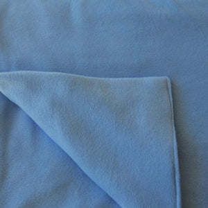 Light Blue Fleece Magic Weighted Blanket - Magic Weighted Blanket