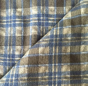 Lumberjack Plaid Fleece Magic Weighted Blanket - Magic Weighted Blanket