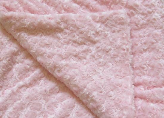 Pink Chenille - Magic Weighted Blanket