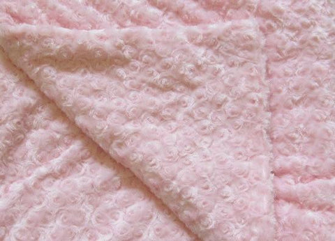 Pink Chenille