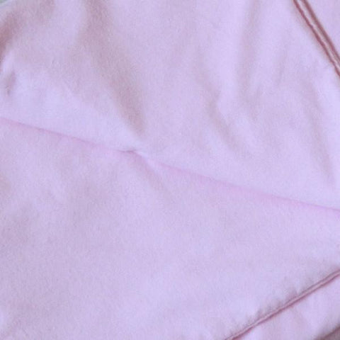 Pink Flannel Magic Weighted Blanket