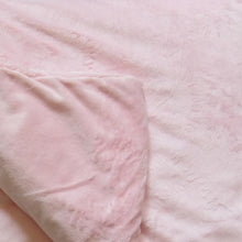 Load image into Gallery viewer, Pink Minky Magic Weighted Blanket - Magic Weighted Blanket