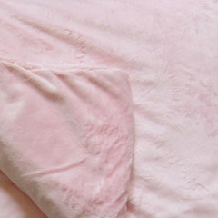 The Magic Weighted Blanket - Ulta Soft Pink Minky - Magic Weighted Blanket