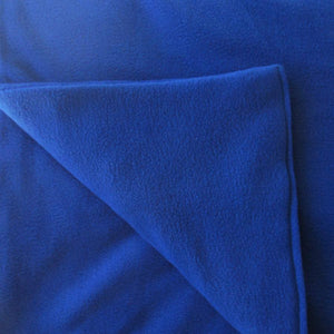 Royal Blue Fleece Magic Weighted Blanket - Magic Weighted Blanket