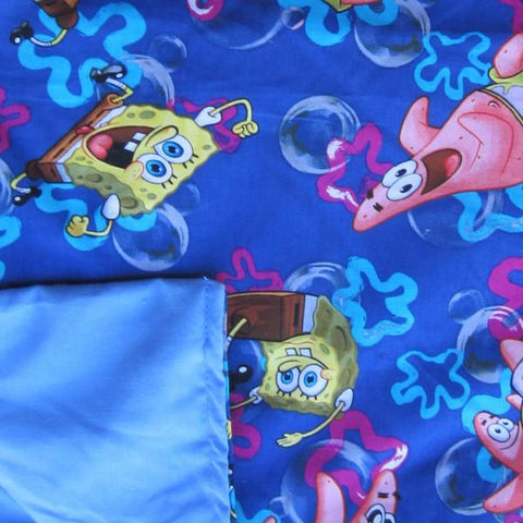 Sponge Bob Cotton / Blue Cotton