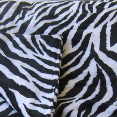 Zebra Minky - Magic Weighted Blanket