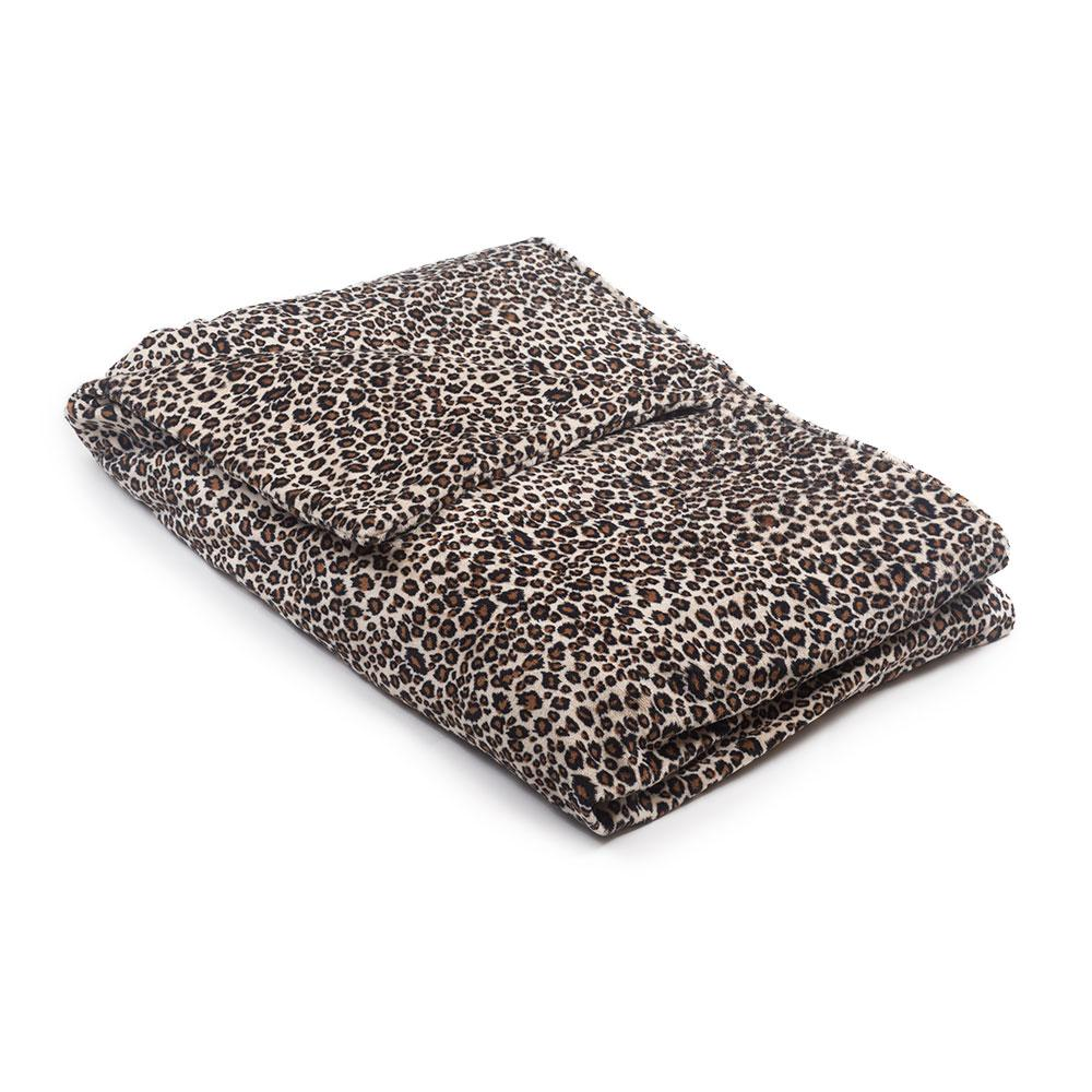 Cheetah Minky Magic Weighted Blanket - Magic Weighted Blanket
