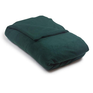 Green Fleece Magic Weighted Blanket - Magic Weighted Blanket