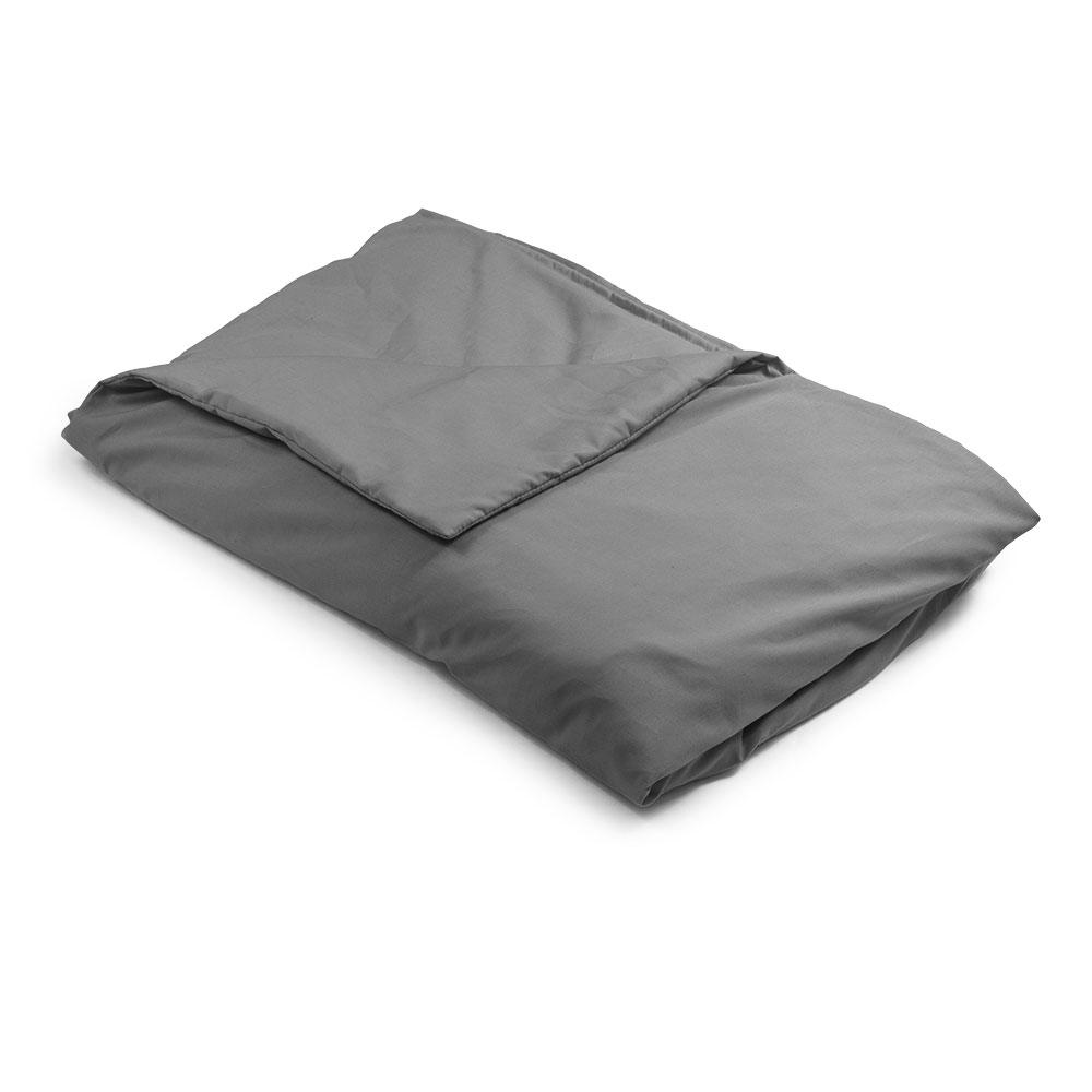 Charcoal Grey Cotton Magic Weighted Blanket - Magic Weighted Blanket
