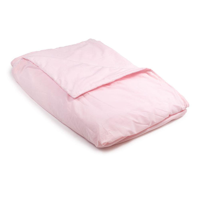 Pink Cotton Magic Weighted Blanket - Magic Weighted Blanket