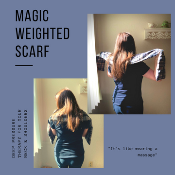 Magic Weighted Scarf